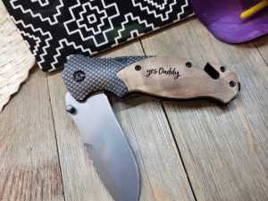 yes daddy knife