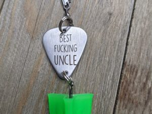 best fucking uncle fishing lure